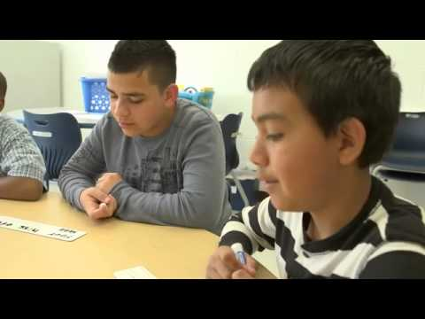 Reading Basics With Fifth-Grade Newcomers