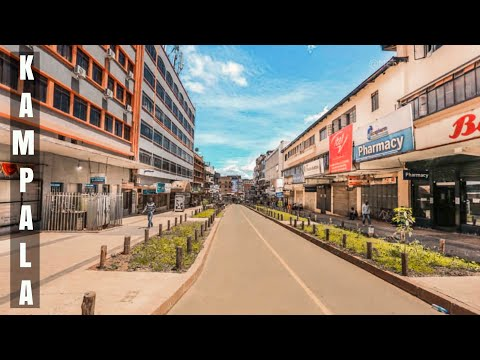 Kampala IS NOT WHAT YOU THINK During LOCKDOWN! Whats On The STREETS?