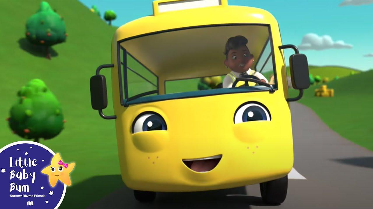 Wheels On The Bus & MORE | Best Baby Songs | Kids Cartoon | Nursery Rhymes | Little Baby Bum
