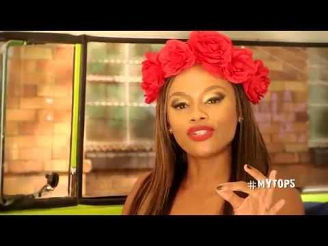 My Top 5 Webisode: Bonang Matheba