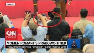Download Video Melihat Momen Romantis Prabowo -Titiek MP3 3GP MP4