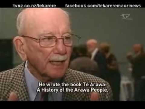 Historian and Writer Don Stafford has passed away Te Karere Maori News TVNZ