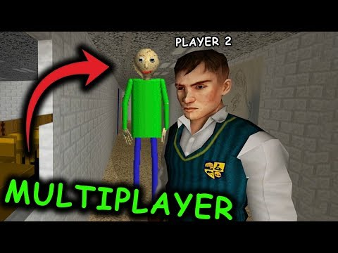 Baldi&39;s Basics MULTIPLAYER Online Baldi&39;s Basics in Education and Learning Co-op Roleplay