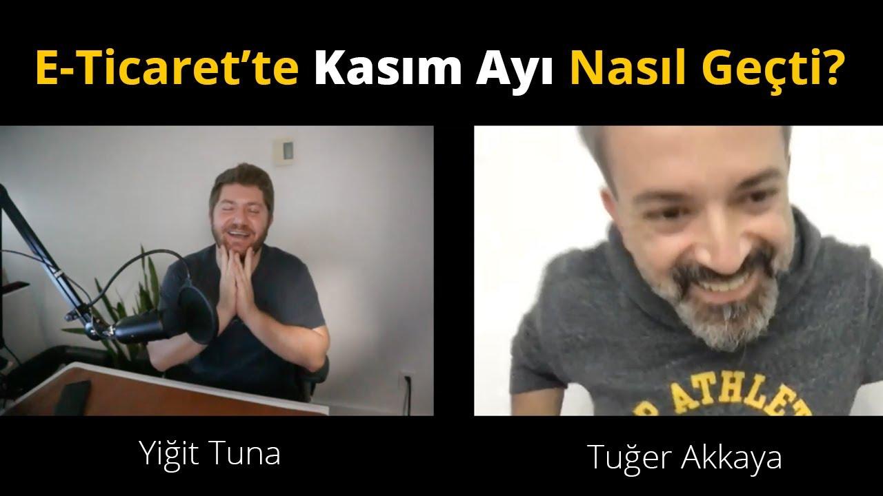 Tuğer Akkaya ve Yiğit Tunadan Kasım Ayı Türk Pazar