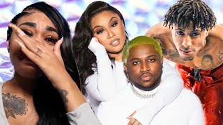 Jania Meshell Quits & Talks About Ari, Tae & Nba youngboy 😧🤭🚫