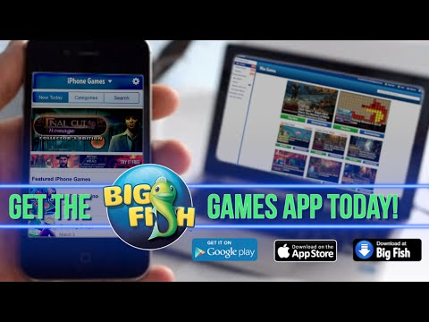 Big Fish Games App - Get It Today!