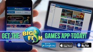 Video Big Fish Games App - Get It Today! download MP3, 3GP, MP4, WEBM, AVI, FLV Juni 2018