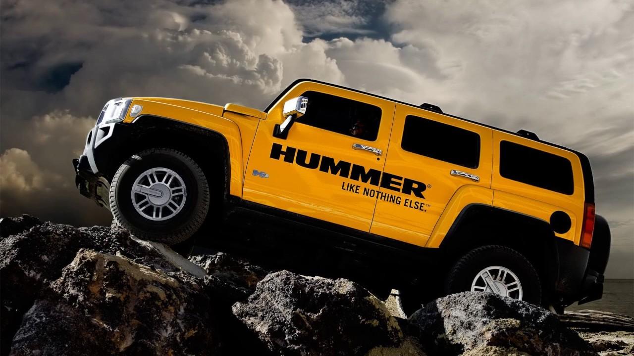 Hummer Car 2017