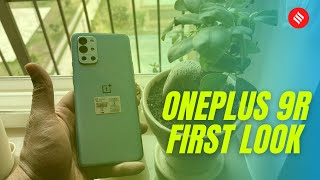OnePlus 9R First Look:  Everything You Need To Know