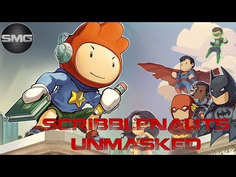 (Updated) How To Download And Install Scribblenauts Unmasked For PC Free