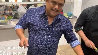 Los callos de robalo presentes en Toluca Camaron guasaveño