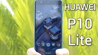 Huawei P10 Lite Review unboxing - Urdu / Hindi