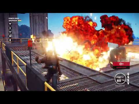 BeaattZz's Live Gameplay Just Cause 3 Ep.12
