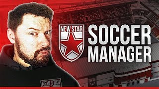 A NEW CAREER! - New Star Soccer Manager #01