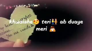 Hamdard.. Teri Dhadkno se h ZiNdGI meri..whatsapp Status video song