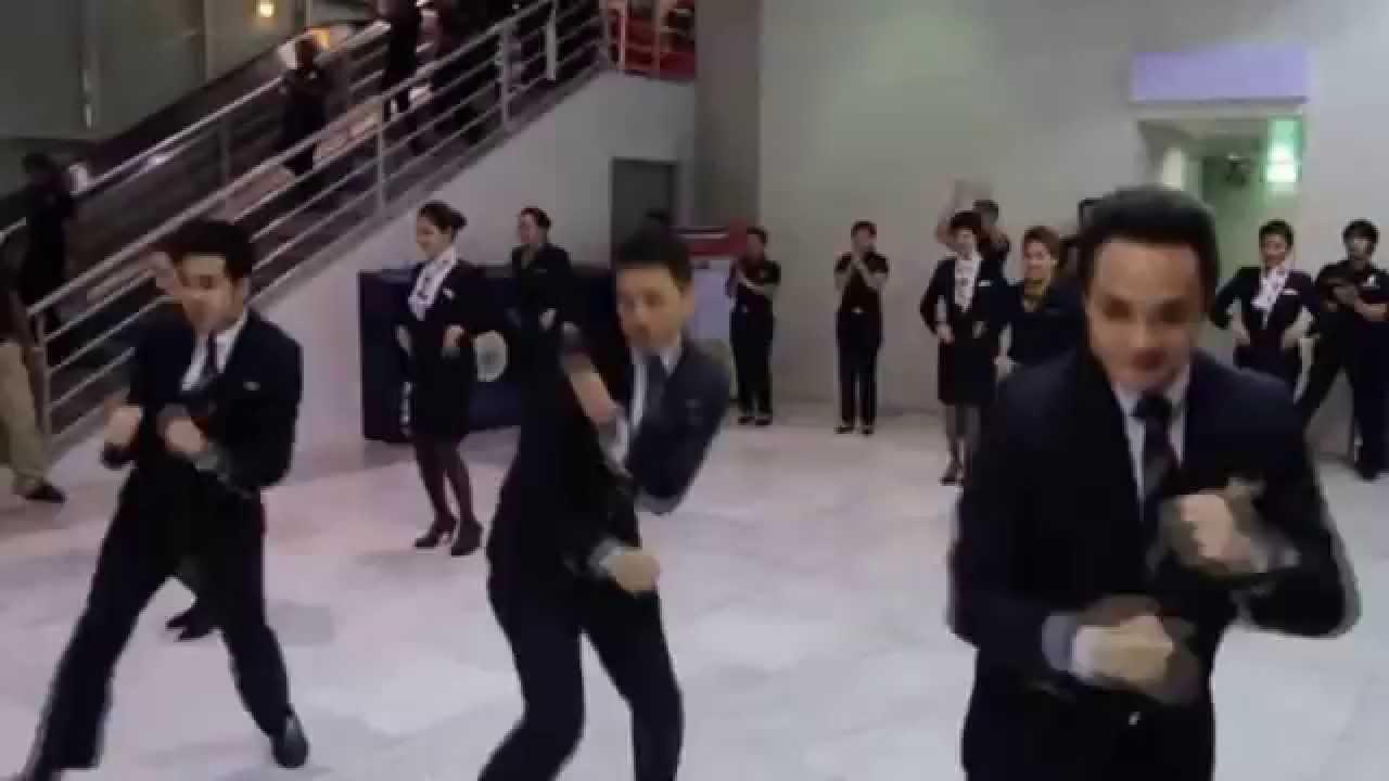 Bi cares bureau of immigration flash mob youtube