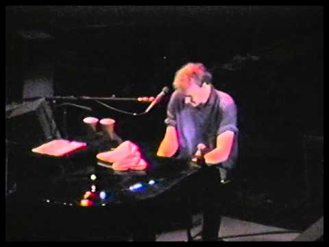 Bruce Hornsby and the Range Madison Square Garden 9/24/88 partial set - opened for Grateful Dead