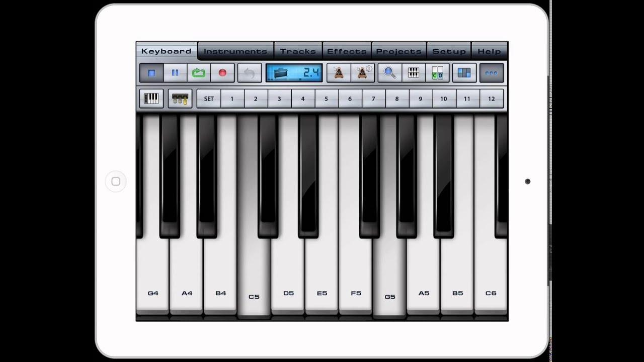 cm7 piano code youtube cm7 piano code hexwebz Gallery