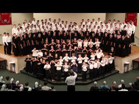 The Lord's Prayer - Shenandoah Christian Music Camp