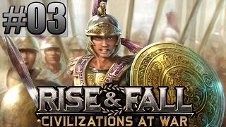 Прохождение Rise & Fall: Civilizations at War [Часть 3] Осада Пидны