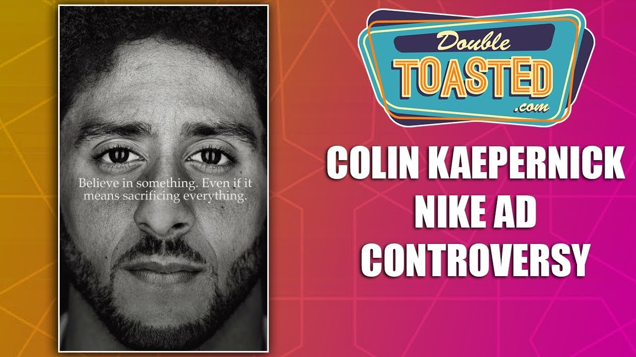 Colin Kaepernick Nike Ad Controversy Youtube