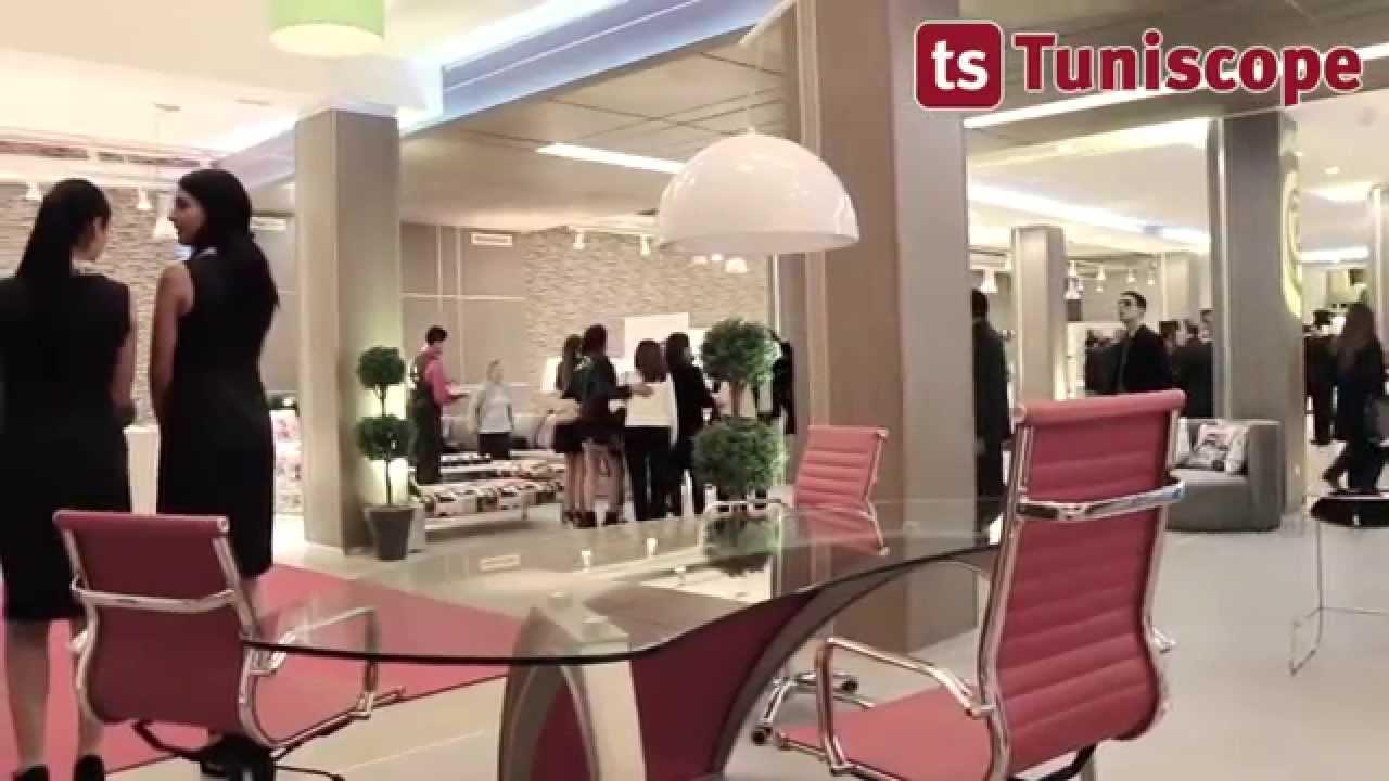 rouverture du showroom meubles intrieurs la soukra