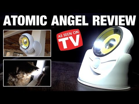 Atomic Angel Review: Motion-Activated Light *As Seen on TV*