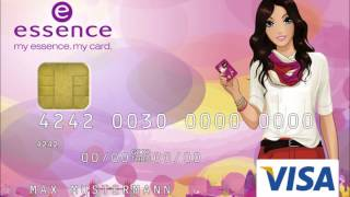 Essence Visa Prepaid Card