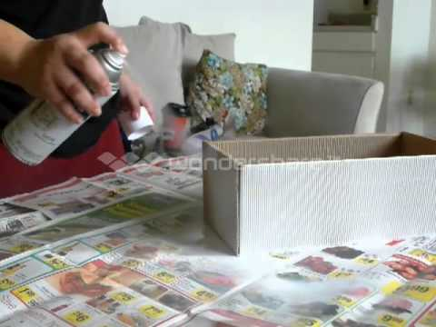 diy decorated storage boxes. DIY Decorative Storage Box Diy Decorated Boxes N