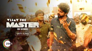 Master Coming   Vijay The Master   Thalapathy Vijay   Anirudh Ravichander   Streaming Now on ZEE5