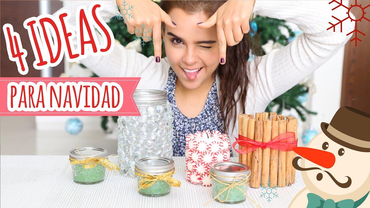 4 Ideas Para Regalar En Navidad Yuya Youtube - Opciones-de-regalos-para-navidad