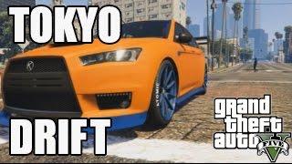 Fast and Furious Tokyo Drift - Teriyaki Boyz Video feito por meio d...