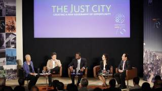 The Just City: A New Vision of Metropolitan Opportunity