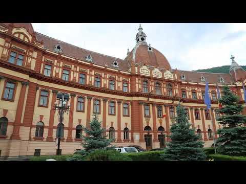Romania Brasov City Center / Roumanie Brasov Centre Ville