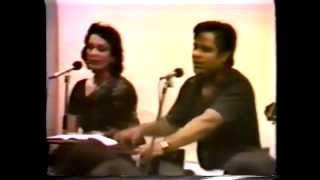 Sunte Hain Ki Mil Jaati Hai Har Cheez : Rana Akbarabadi : Jagjit & Chitra : Mo Verjee Archives®