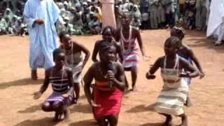 Yoruba dancers at Mayo-Belwa