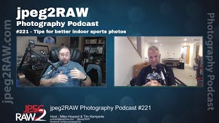 #221 - 10 Tips for better indoor sports photos