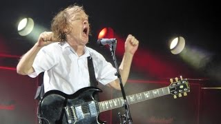 """AC/DC - SHOT DOWN IN FLAMES - Leipzig 01.06.2016 (""""Rock Or Bust""""-Worldtour 2016)"""