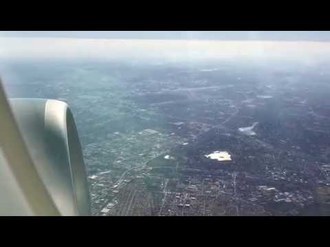 Qatar airways flight: Johannesburg-SouthAfrica to Doha-Qatar.