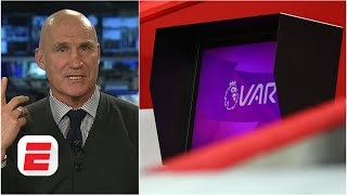 Stewart Robson calls for head referee to be sacked over VAR | Premier League