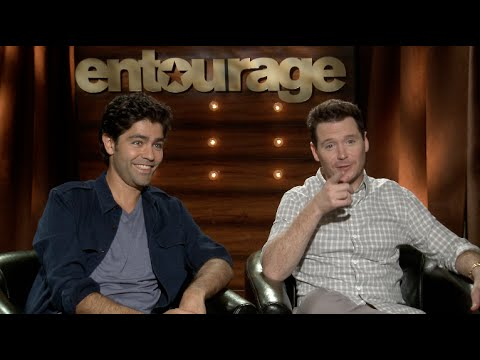 Entourage movie interviews - Grenier, Connolly, Ferrara, Dillon, Ronda Rousey, Osment