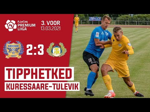 Kuressaare FC Tulevik Goals And Highlights
