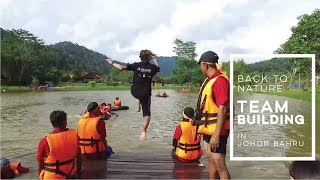 Professional & Engaging Team Building In Johor Bahru-RUN Solution
