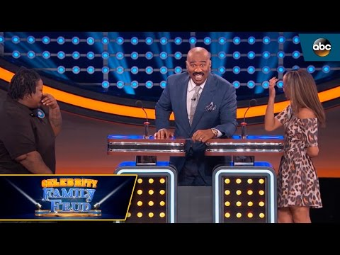 Essence Said What?  Celebrity Family Feud