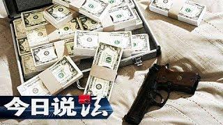 《今日说法》 20171218 百万美金 | CCTV今日说法官方频道