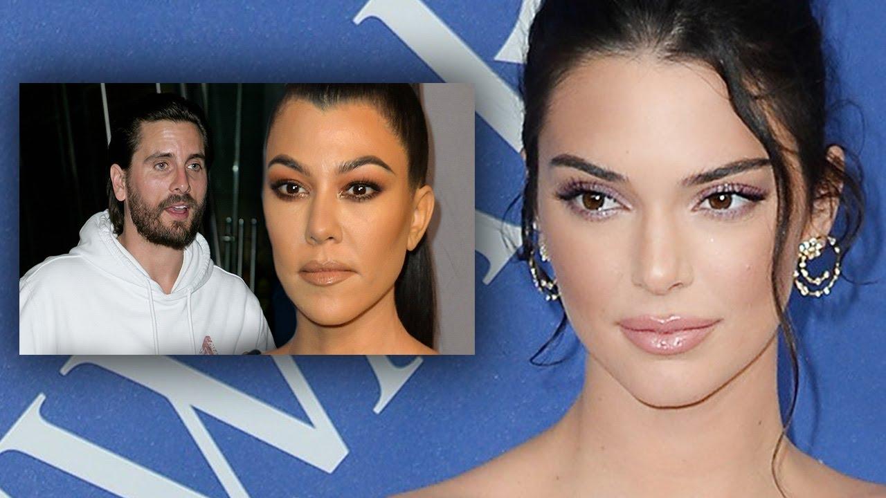 Kardashians Reacts To Kourtney Kardashian & Scott Disick Dating On KUWTK?