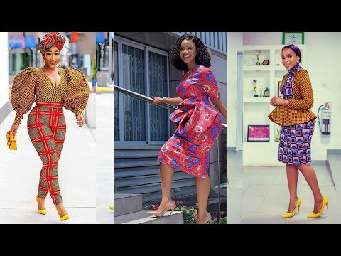 African Fashion Styles: 50+ Beautiful African Dresses To Wear In #2019