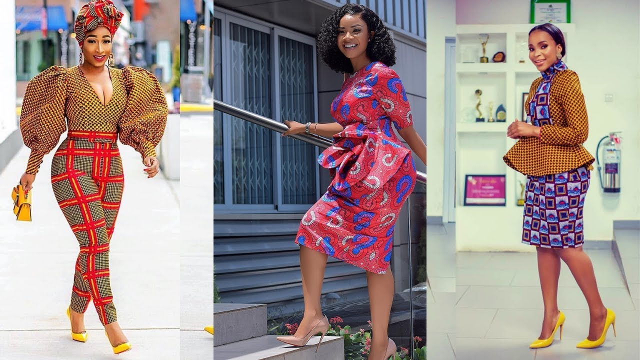 African Fashion Styles: 50+ Beautiful African Dresses To