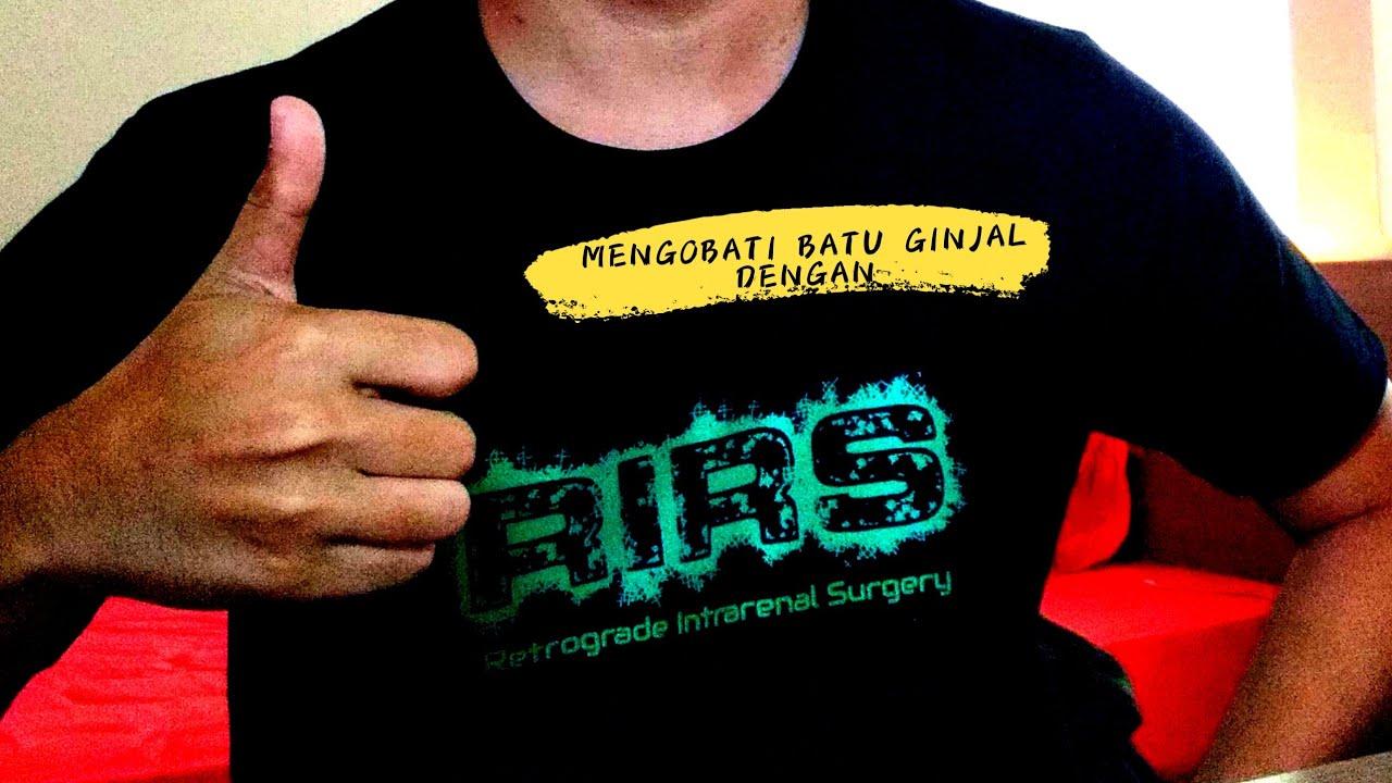Mengobati batu ginjal tanpa operasi bedah - PART 2
