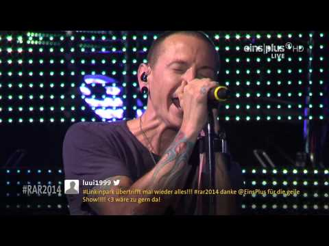 Linkin Park - Burn It Down (Rock am Ring 2014) HD